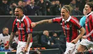 Kevin-Prince Boateng, Philippe Mexes