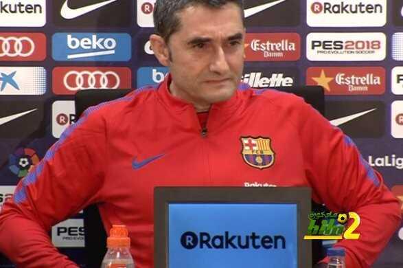 فالفيردي : كنت أود أن نفوز 5-0 ضد تشيلسي ولكن