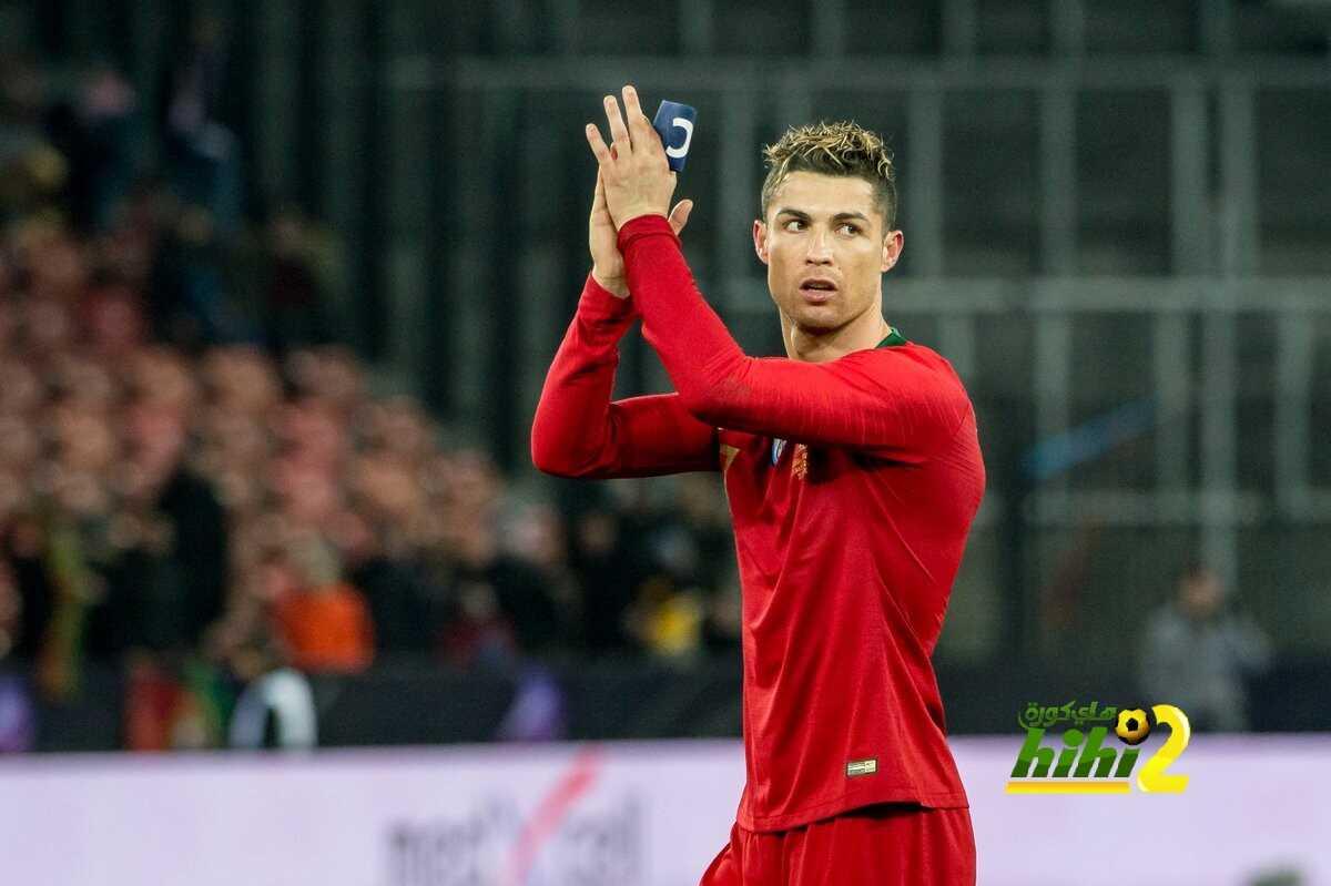 كريستيانو .. ثالث أكثر من سجل دوليا