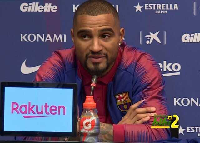 بواتينج : سعيد باللعب مع أفضل لاعب في العالم