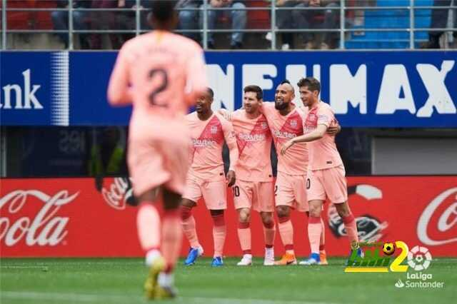 ايبار يحقق تعادل تاريخي أمام برشلونة