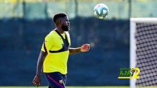 برشلونة يشعر بالقلق بسبب إصابة أومتيتي