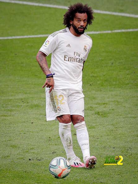 رسميا..ريال مدريد يعلن عن إصابة مارسيلو