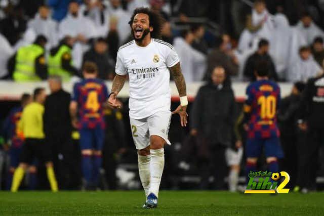 انتهاء موسم مارسيلو مع ريال مدريد