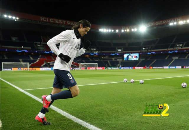 كافاني يقترب من ريال مدريد بسبب راموس هاي كورة