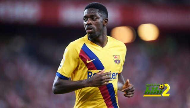 كومان يحسم موقفه من استمرار ديمبيلي مع برشلونة