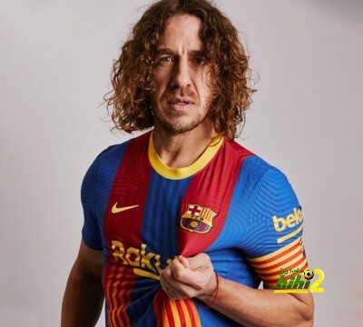 برشلونة يكشف عن قميص الكلاسيكو القادم