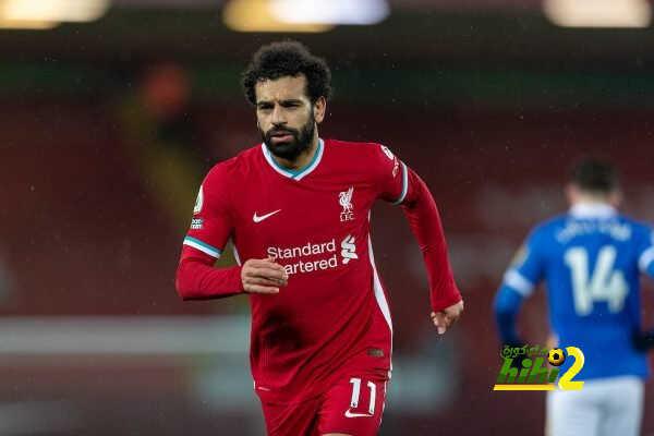 ليفربول يدعم محمد صلاح قبل مواجهة مانشستر سيتي - هاي كورة